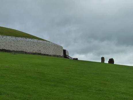 Newgrange is 5000 years old