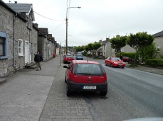 Tipperary - why do the Irish love red cars?