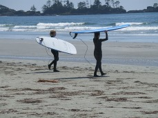 Surfers ready to play Ice Breaker