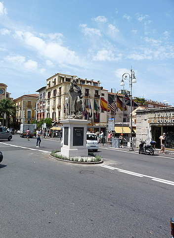 Sant Antoninito Abate - protector of Sorrento
