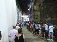 I love the Colosseum short line