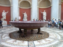 And a marble bath