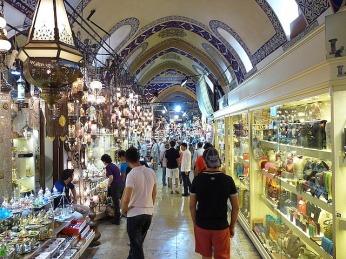 Grand Bazaar - so easy to get lost