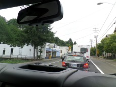 The great Astoria traffic jam of 2015