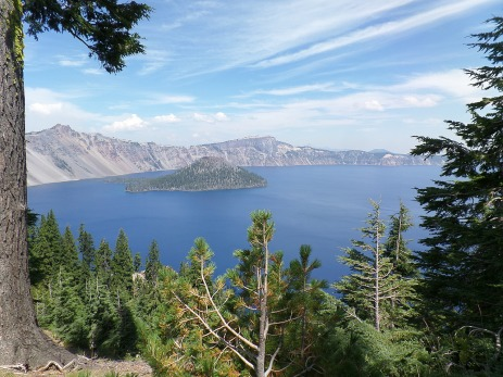 Crater Lake - wow!