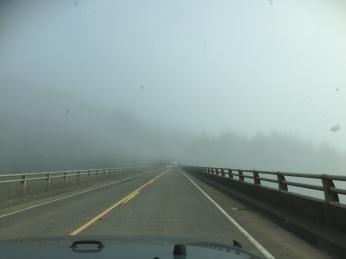 Fog - bridge - fog - bridge