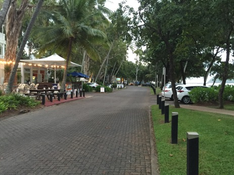 This is more like it - Palm Cove