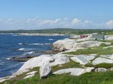 Peggy's Cove is spectacular