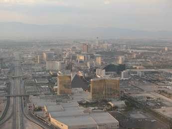 Ok, so Las Vegas gets hot in summer